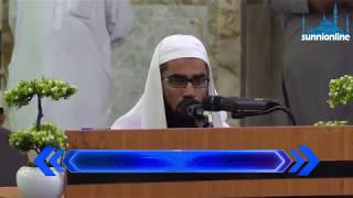 تلاوت قاری جلیل الرحمن صحت در همایش دانش آموختگی دارالعلوم زاهدان - 1398