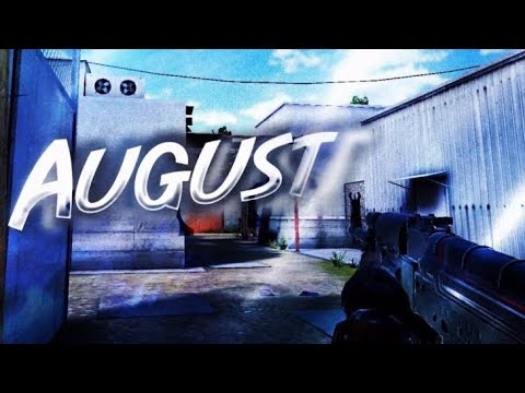 August🌅💕  Standoff 2 Highlights