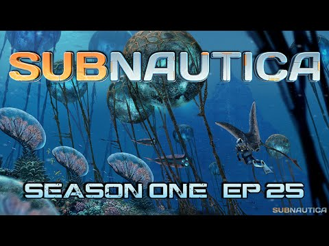 Subnautica ★  SE01 EP25: Mushroom Forest Wreck