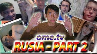 Ngerusuh di OME.TV RUSIA - PART 2 #request
