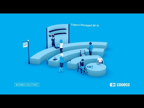 Cogeco Business Solutions | Managed Wi-Fi