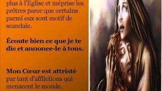 EXTRAITS DE PROPHÉTIES APOCALYPTIQUE-SOEUR ELENA AIELLO.(Stigmatisé)