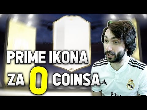 DOBIO SAM PRIME IKONU BESPLATNO!! FIFA 19 Squad Builder thumbnail