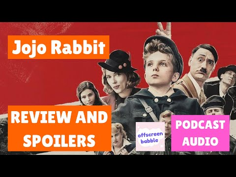 Jojo Rabbit Review And Spoilers With Caitlin Kennedy