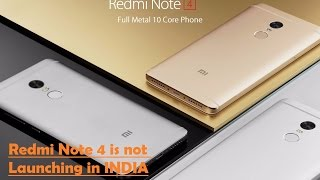 xiaomi redmi note 4 is not launching in india iphone 6s 6s plus 22000 rupees price dropped