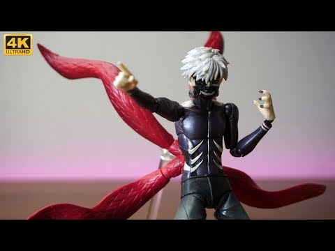 The Is NOT The Super Action Statue Ken Kaneki From Tokyo Ghoul