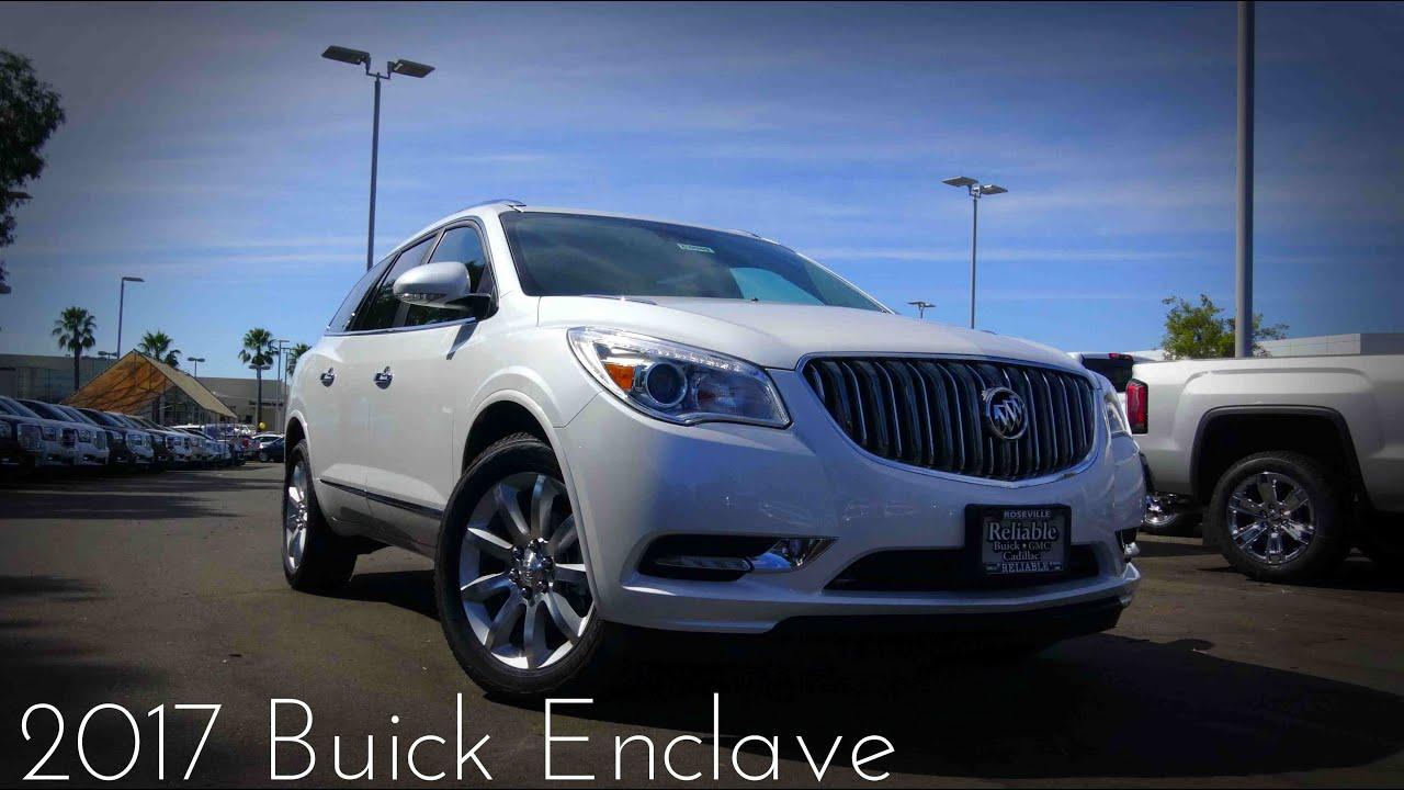 2017 Buick Enclave Premium Road Test & Review 3 6 L V6