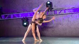 1st overall teen contemporary duo/trio Choreography: Slawomir Wozni...