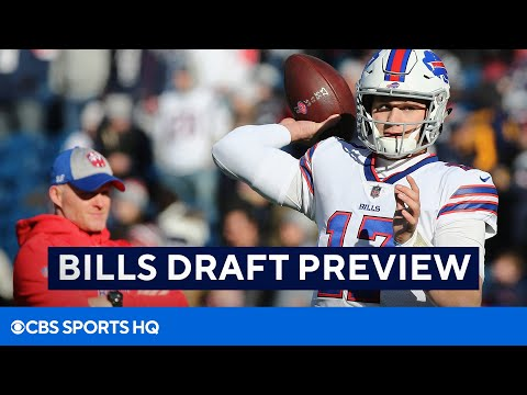 Bills Free Agency Recap & 2021 NFL Draft Preview   CBS Sports HQ
