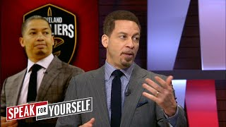 Chris Broussard  on Ty Lue saying