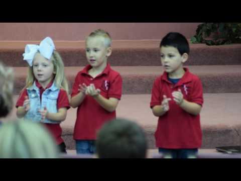 Stephenville Christian School Pre-K Program