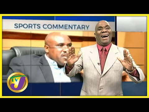 Jamaica World Cup Budget   TVJ Sports Commentary - August 17 2021