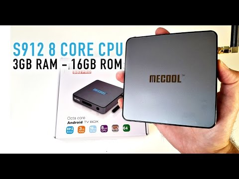 2017 Powerful Octa-Core ( 8 CORE ) 3GB Android TV Box - Mecool BB2 Pro 4K Ultra HD