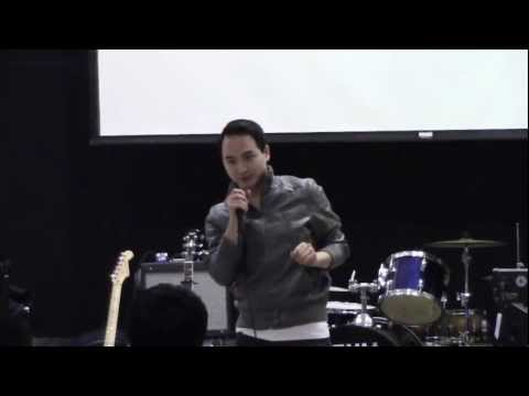 Coffeehouse 2013 - Andy Lee: Stand-up Comedy