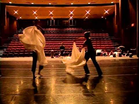 Reimagining Loie Fuller's Ballet of Light