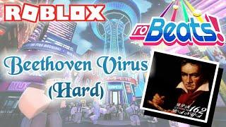 [ROBEATS] Beethoven Virus (Hard) ~ A+-Rank/FC ~ | Roblox