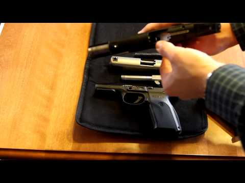 Ruger SR9 / SR40 Stripdown and Reassembly Instructional Video