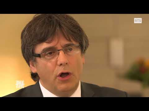 L'interview de Carles Puigdemont