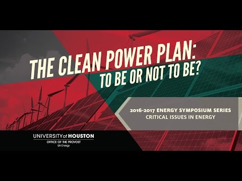 The Clean Power Plan: To Be or Not to Be?