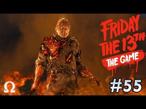 JASON'S MAGICAL TRAP TRICK! | Friday the 13th The Game #55 Ft. Satt