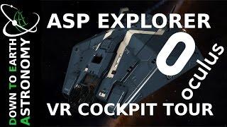 ASP VR COCKPIT TOUR | ELITE DANGEROUS