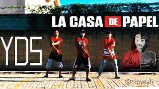 Baixar Mc MM - Só Quer Vrau - La Casa de Papel [DJ RD] - YEAH Dance Studio (3YEAH)