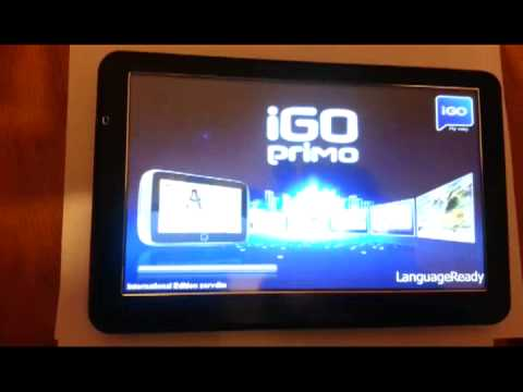 dual truck sat nav igo primo and sygic youtube. Black Bedroom Furniture Sets. Home Design Ideas