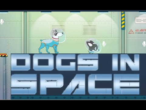 Dogs in Space Walkthrough