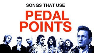 Songs That Use PEDAL POINTS