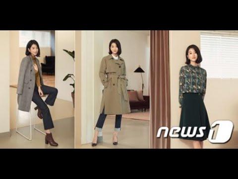 Olivia Lauren、チェックジャケット・トレンチコート活用の招待客ファッションを提案=韓国 (10/12)