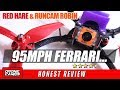 95MPH FERRARI! - Runcam Robin & Red Hare Fpv Race Quad - Honest Review & Flights