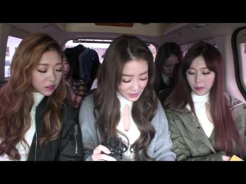 [1] 걸그룹'블레이디'(Blady) 전주 내려가는길 - KoonTV