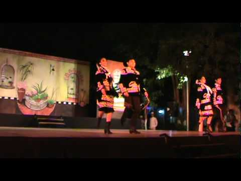 Las Chaparreras (Tamaulipas)-Ballet tiular del Ayuntamiento de Merida