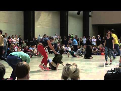 If Tate Modern was Musée de la danse? – Levée des conflits (extended) | BMW Tate Live