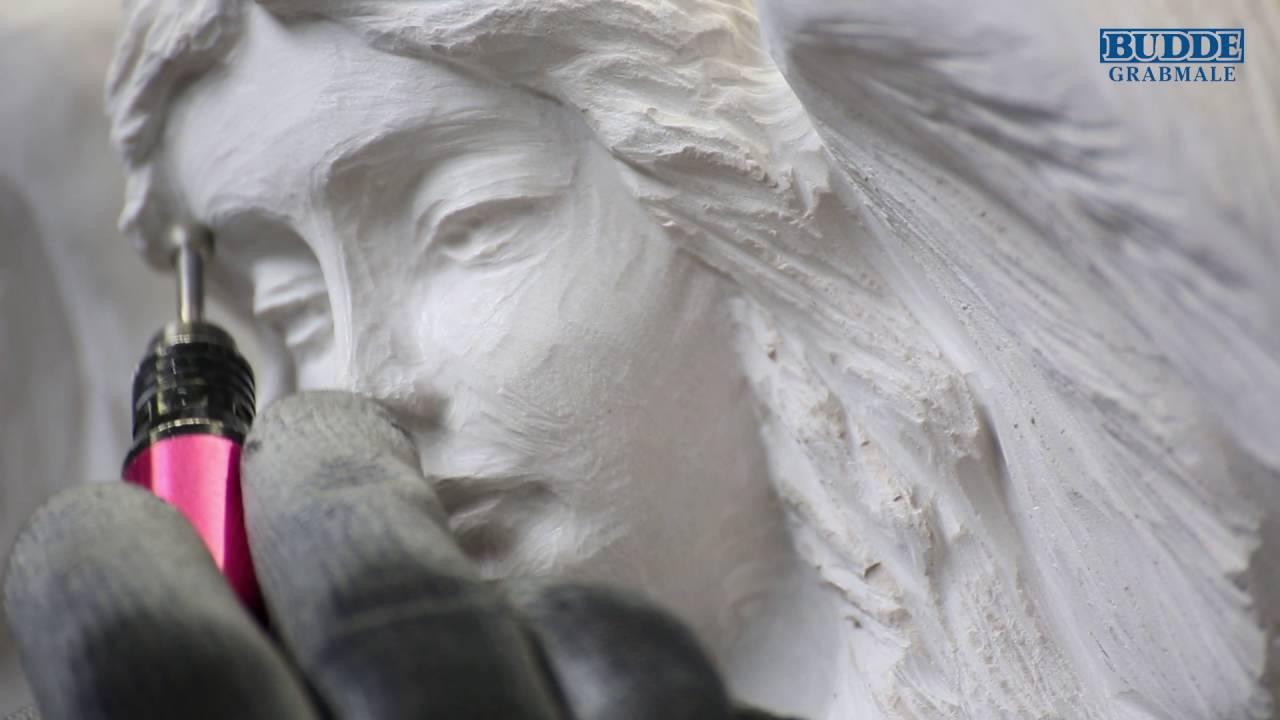 grabstein engel