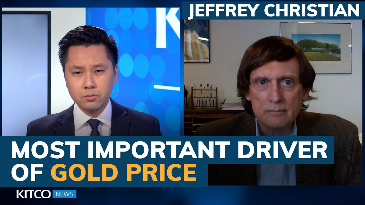 Is the gold standard returning? The single most important driver of price – Jeff Christian