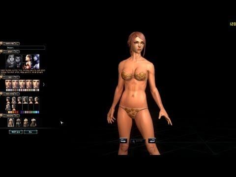 3d aion sexy dance songweaver - 1 10