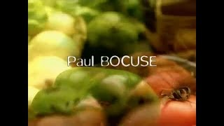 Paul Bocuse - Les chefs cuisiniers