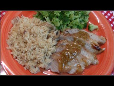 Orange Glazed Pork Tenderloin Recipe ~ Noreen's Kitchen