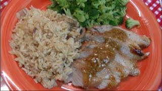 Orange Glazed Pork Tenderloin Recipe ~ Noreen's Kitchen