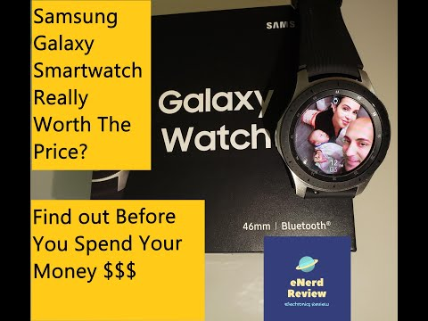 2019 Samsung Galaxy Smartwatch Review
