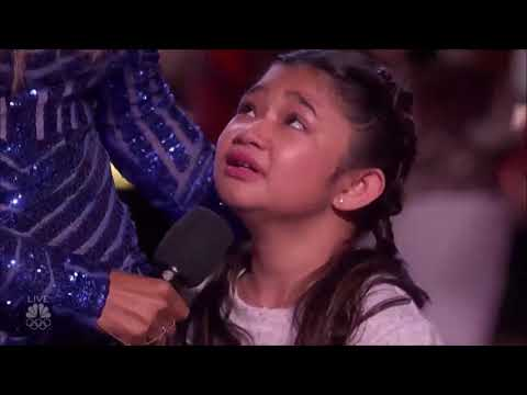 Angelica Hale Merrick Hanna Christian Guardino The results Of semi Finals america's got talent 2017