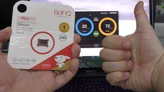 НОВИНКА! Карты памяти BANQ Ultra U1 PRO + ТЕСТ