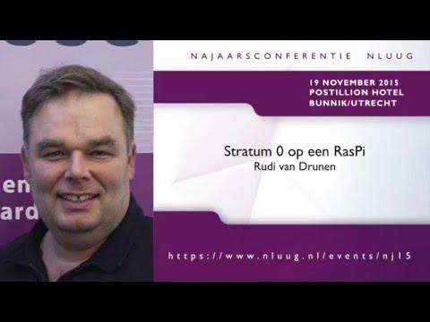 NLUUG NJ15 - 04 - Rudi van Drunen -- Stratum 0 op een RasPi