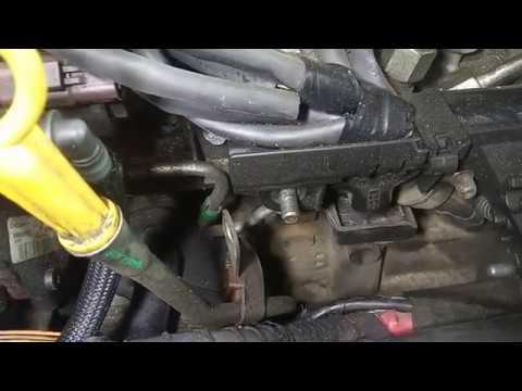 Как найти номер двигателя (индекс мотора) К9К