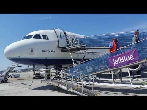 Jetblue A320 Full Flight | LGB - RNO | My First Jetblue Experience