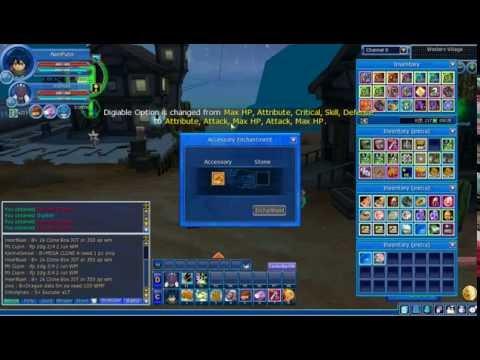 digimon master online option change stone