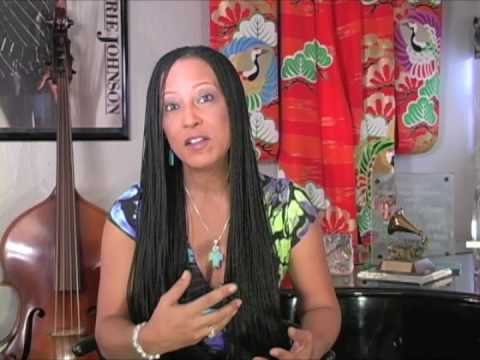 Janice-Marie Johnson (part 2)  - Ladies Behind the Beat.TV