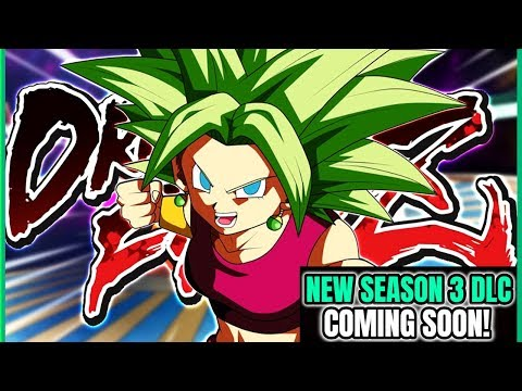 Dragon Ball FighterZ New SEASON 3 DLC LEAKED - New Characters COMING SOON!!!
