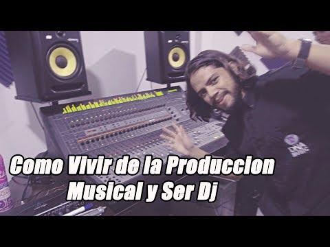 Como se vive de la Produccion Musical y de Ser Dj Ft. DNA Music